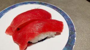 くら寿司のシャリハーフとは=シャリの量が半分のお寿司