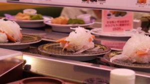 くら寿司のシャリハーフはネタも小さいのか